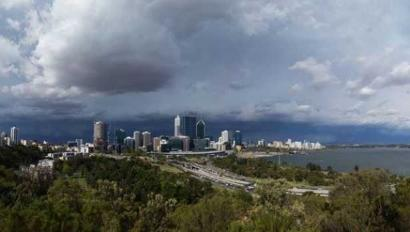 [Breaking News] Akan Ada Badai Berkecepatan 100 Km/Jam di Australia Barat