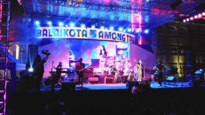 KWB Jazz Tampil Semarak di Balai Kota Among Tani Batu