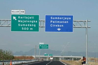 [Alternatif] Jakarta - Ciamis - Jateng via Tol Cipali
