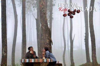 Festival Kopi Toraja Akan Digelar di Pango-Pango
