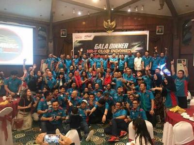 HR-V Club Indonesia Sukses Gelar Jamnas Merah Putih