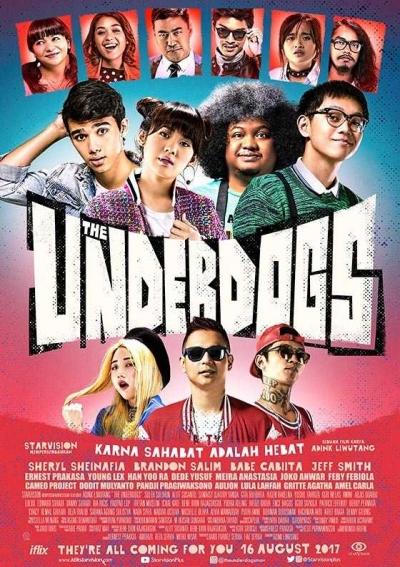 The Underdogs: Respon Film pada Zaman Media Sosial