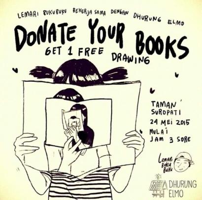 Lemari Buku-buku: Menggambar Untuk Mengapresiasi