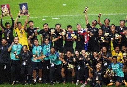 Prospek Timnas U-22 dan Kegagalan Thailand Sapu Bersih Emas
