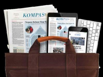 Harian Kompas Dilaporkan ke Dewan Pers, Ada Apa?