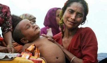 Pembantaian Rohingya Tak Pantas Terjadi Dalam Peradaban Dunia Baru