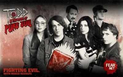 [Resensi TV Series] Todd And The Book Of Pure Evil; Musik, Sekolah, dan Pemuja Setan