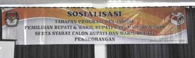 27 Juni 2018, Kabupaten Bangka Gelar Pilkada
