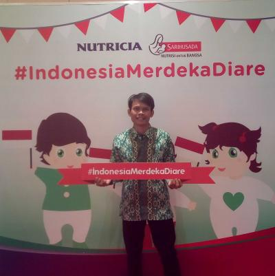 Gathering Media dan Blogger di Surabaya, Kampanyekan #IndonesiaMerdekaDiare