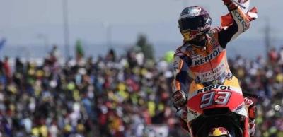 Marc Marquez Tunjukkan Kualitas Juara