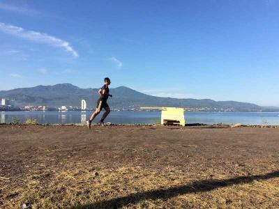 Lari Itu Olahraga Mental