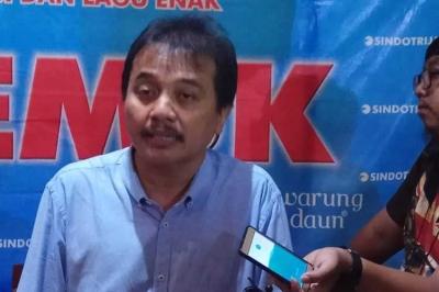 Kata Roy Suryo, Elektabilitas Jokowi Tinggi Berkat