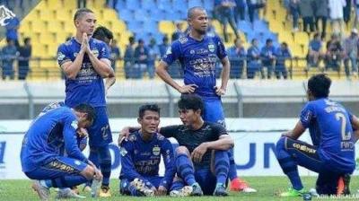 Persib Bandung: Dari Los Galacticos Sampai Terseok-seok