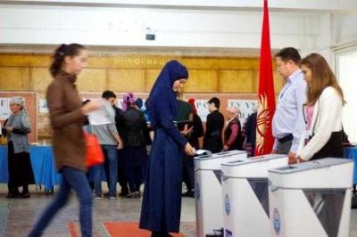 Pilpres Kirgiztan, Prosesi Pemilihan Presiden Paling Ramai se-Dunia