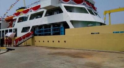 Kapal Ternak Baru Sumbang 5 Persen Kebutuhan Daging DKI Jakarta