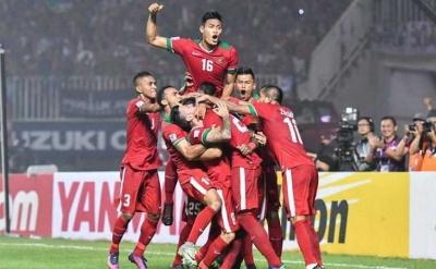 FIFA Rilis Peringkat Terbaru, Indonesia Ungguli Malaysia