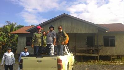 Geliat Oplet Tua, Ekspedisi Petugas Pajak di Tanah Dayak