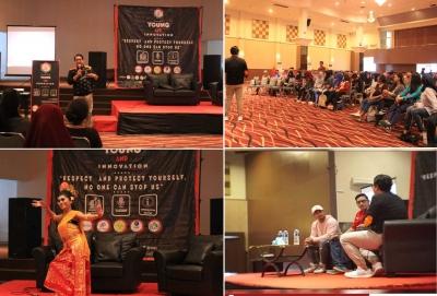 Esa Unggul dan Yayasan AIDS Indonesia Menggalakkan Jakarta Sadar 2017