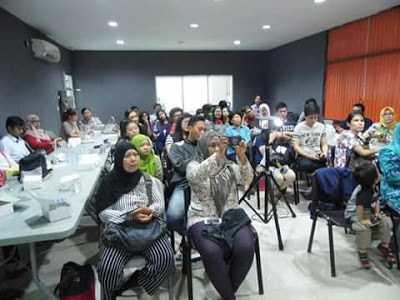 Keseruan Food Blogger di Acara Cooking Class