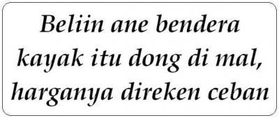 Pengaruh Bali, Portugis, Inggris, Belanda, dan Tionghoa dalam Satu Kalimat