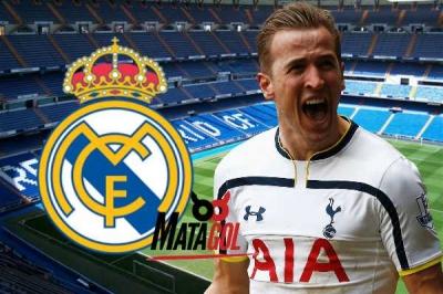 Harry Kane Berikan Sinyal Positif ke Real Madrid