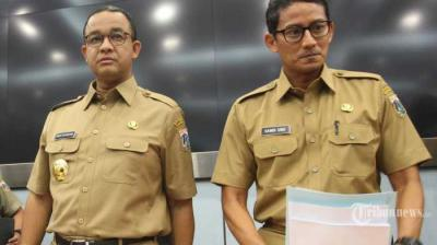 Tugas Berat Menanti Pak Anies Sebagai Gubernur DKI Jakarta