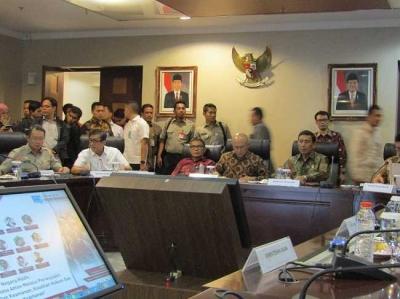 3 Tahun Pemerintahan Jokowi-JK Bidang Politik, Hukum dan Keamanan Negara