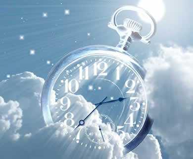 Masa lalu dan masa depan bermuara dalam alam fikiran hari ini