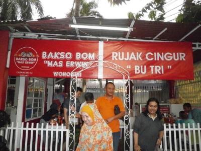 Sensasi Lidah Food Blogger Kuliner Bakso Bom