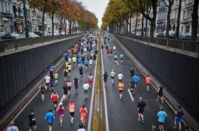 #SemangatCiee, Ayo Kita Berlari!
