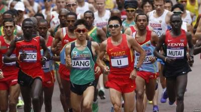 Mau Ikut Lomba Lari Marathon Tidak Usah Takut, Penting Kebersamaannya