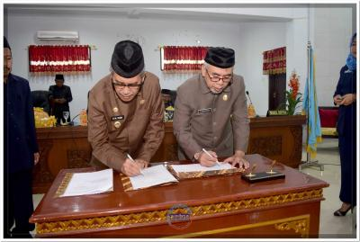 DPRD Bantaeng Setujui Perubahan APBD 2017