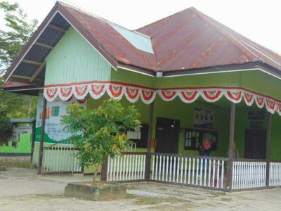 Ada Pohon Cinta Tumbuh di Desa Gunung Putih Tanjung Palas Bulungan Kaltara