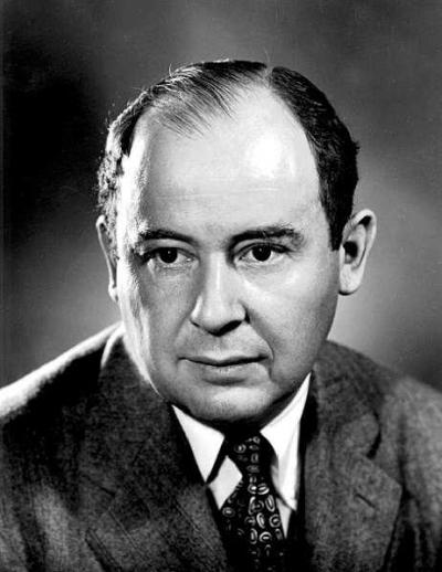 John von Neumann Bapak Komputer yang Terlupakan