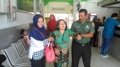 Kodim Kediri Luncurkan KB MOW Edisi HUT TNI