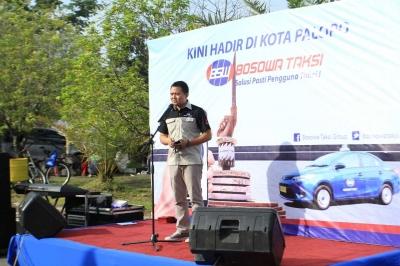 Launching Taksi Bosowa di Palopo
