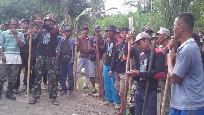 Eksistensi Kelompok Pemburu Hama di Kabupaten Barru