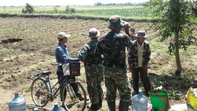 Kembali Menggema Kodim 0715/Kendal (TMMD) Menggebrak Desa