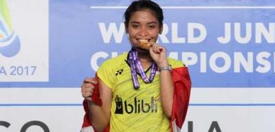 Gregoria Mariska dan Semburat Optimisme dari Yogyakarta