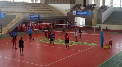 Perdana, Liga Voli Indonesia Sambangi Sulawesi