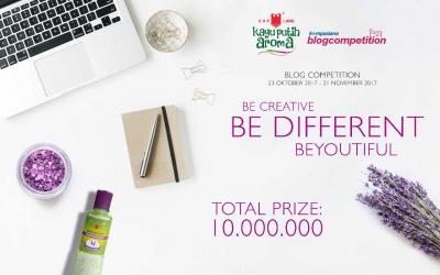 SATU HARI LAGI [Blog Comp] Be Creative, Be Different, BeYOUtiful