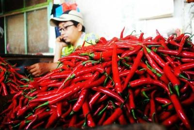 Mengunjungi Pasar Pabean dan Kota Tuanya Surabaya