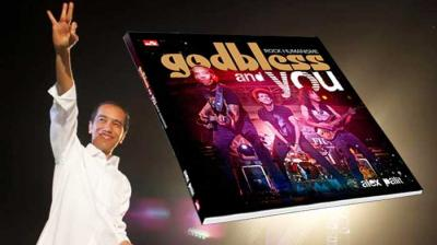 Jokowi, Presiden Rock Indonesia dan Rock Humanisme God Bless
