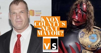 Glenn Jacobs alias Kane, dari Arena Gulat ke Panggung Politik