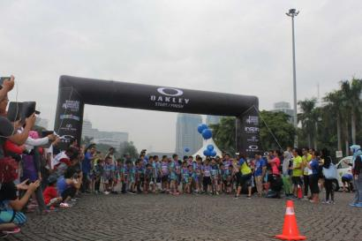 MJM 2017 dan Pembinaan Atlet Marathon Usia Dini