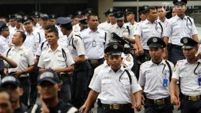 Adakah Keadilan UMP bagi Kami Para Petugas Kemanan ini?