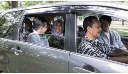 """Ride Sharing"" Solusi Kemacetan Jakarta Yang Masuk Akal"