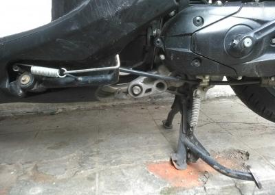 Hati-hati dengan Cagang Motor Anda
