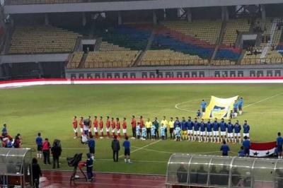Tercipta 5 Gol, Timnas U-23 Indonesia Kalah dari Suriah