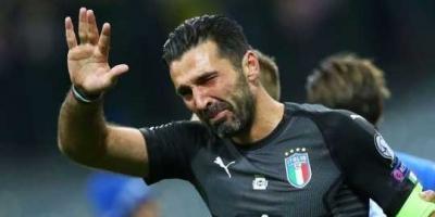 Empat Pemain Italia yang Menangis Sedih di Piala Dunia dan Piala Eropa